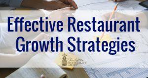 Effective Restaurant Growth Strategies